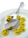 Glimlach Royalty-vrije Stock Foto's