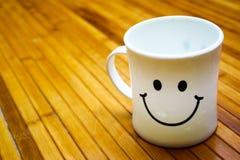 Glimlach altijd Stock Fotografie