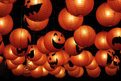 Glimlach bij Halloween-Dag royalty-vrije stock foto