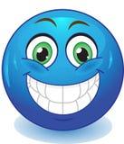 Glimlach het glimlachen Royalty-vrije Stock Foto's