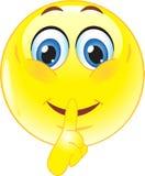 Glimlach, stilte Stock Foto's