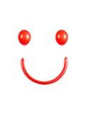 Glimlachballon Royalty-vrije Stock Afbeelding