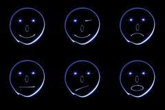 Glimlachen stock illustratie