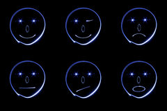 Glimlachen Stock Fotografie