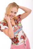 Glimlachen Royalty-vrije Stock Foto's