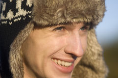Glimlachen! Royalty-vrije Stock Afbeeldingen