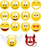 Glimlachen Stock Afbeelding