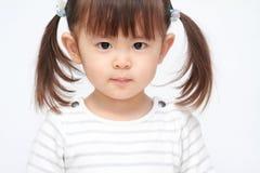 Glimlachend Japans meisje Stock Fotografie