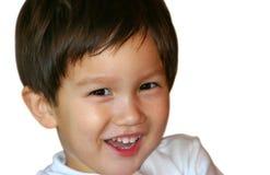 Glimlachend Jong geitje Royalty-vrije Stock Foto