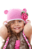 Glimlachend kind Royalty-vrije Stock Afbeelding