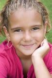 Glimlachend Meisje royalty-vrije stock afbeeldingen