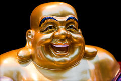 Glimlachende Boedha Stock Afbeelding