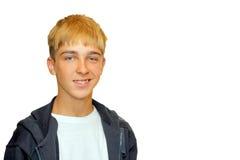 Glimlachende jongen Royalty-vrije Stock Fotografie