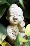 Glimlachende Marionet Royalty-vrije Stock Foto's