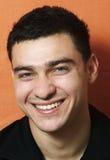 Glimlachende mens Stock Afbeeldingen