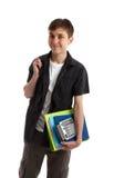 Glimlachende Student stock fotografie