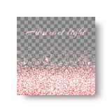 Glimmer pink background Stock Photo