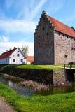 glimmingehus 01 замока Стоковое фото RF