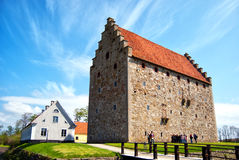 Glimmingehus castle 03 Royalty Free Stock Photography