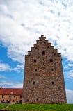 glimmingehus för 16 slott Fotografering för Bildbyråer