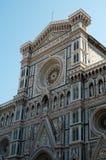 A glimpse of Basilica di Santa Maria del Fiore Royalty Free Stock Image
