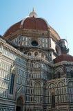 A glimpse of Basilica di Santa Maria del Fiore Royalty Free Stock Photography
