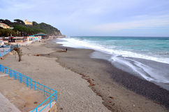 Glimpse of celle ligure Royalty Free Stock Images