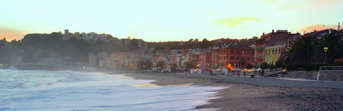 Glimpse of celle ligure Royalty Free Stock Photo