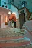 Glimpse of cisternino Brindisi Stock Photography