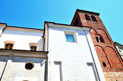 Glimpse in Lucca Stock Photography
