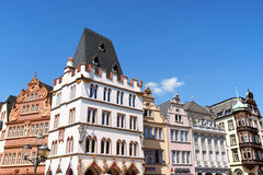 Glimpse of Trier, Germany Royalty Free Stock Photography