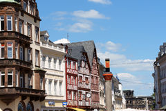 Glimpse of Trier, Germany Stock Images