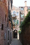Glimpse of an unknown Venice Royalty Free Stock Images