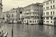 Glimpse of Venice Stock Images