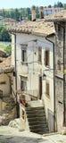 Glimpses of the wonderful mountain village - Pescocostanzo Royalty Free Stock Photos