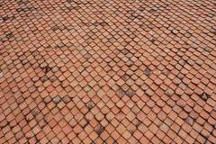 glina dach Zdjęcie Stock