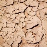 glina sucha obraz stock