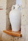 Gliniana waza Zdjęcia Stock