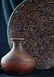 Gliniana waza Fotografia Stock