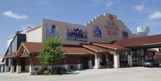 Gliniany bednarza teatr, Branson Missouri zdjęcie royalty free