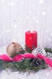 gliny namułowej Świąt tła stworzyli ilustrator dekoracyjnego zdjęcie Zdjęcie Stock