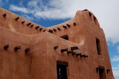 gliny namułowej Santa fe. Zdjęcia Stock