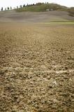 gliny pola ziemia Fotografia Royalty Free