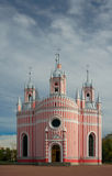 Église de Chesme, St Petersbourg, Russie Images stock