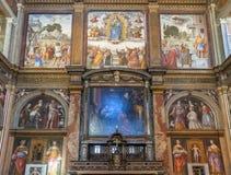 ?glise de San Maurizio images libres de droits