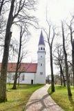 Église de Sigulda Images stock