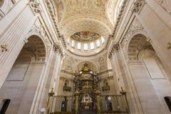 Église de Val de Grace, Paris, France Photo stock