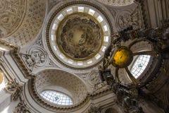 Église de Val de Grace, Paris, France Photographie stock libre de droits