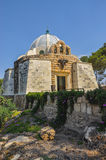 Église des anges, champ de bergers, Betlehem, Palestine. Image libre de droits