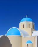 Église grecque Photos stock